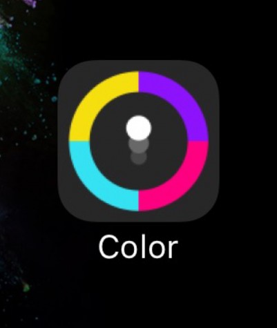 App of the week- Color Switch