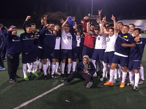 Lincoln Soccer Varsity Boys 2016-2017