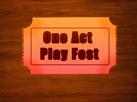 Preview: One Act Play Fest