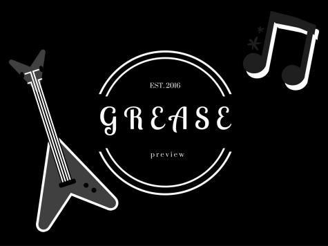 Grease Opens Tomorrow, Nov. 3rd!