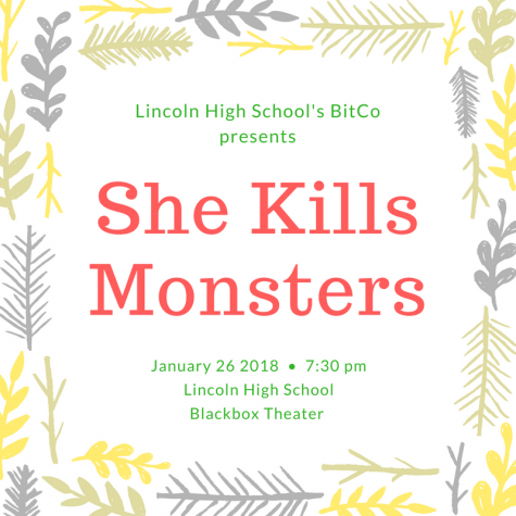 """Play PREVIEW: Uh Oh, """"She Kills Monsters"""""""