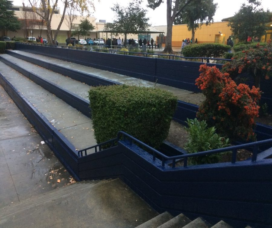 Lincoln's got the Blues: Pit Makeover Project