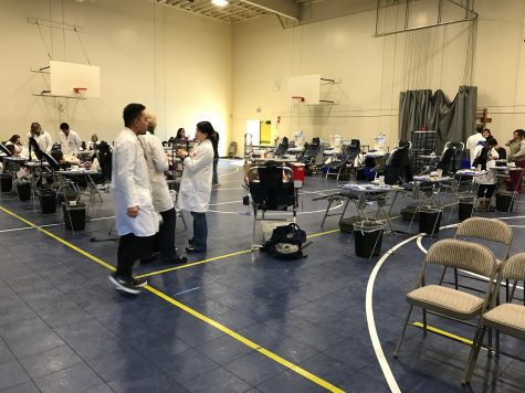 Lincoln's Annual Blood Drive