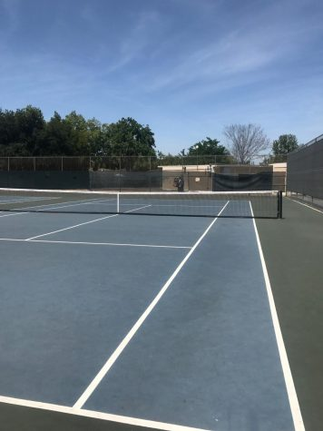 Tension on the Court — Lincoln Tennis Team's Final Games