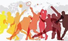 Celebración de deportes de la primavera