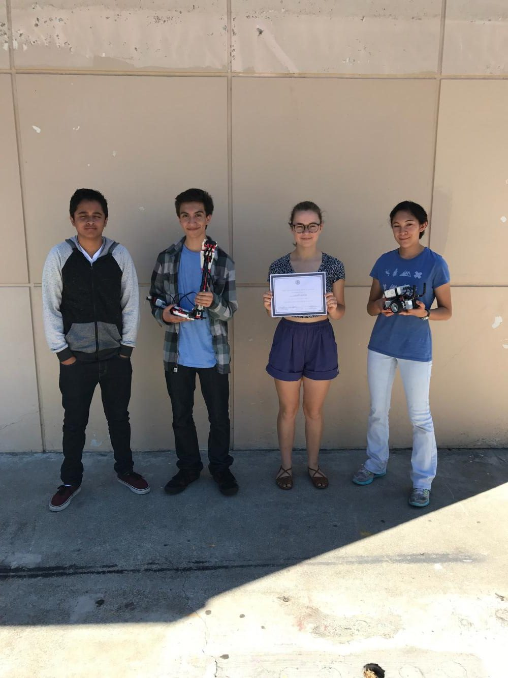 Congrats to these four winners for placing 1st in this years Kids Choice Awards! (Jesse Ruiz/Lion Tales)