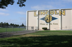 Lincoln's Small Gym