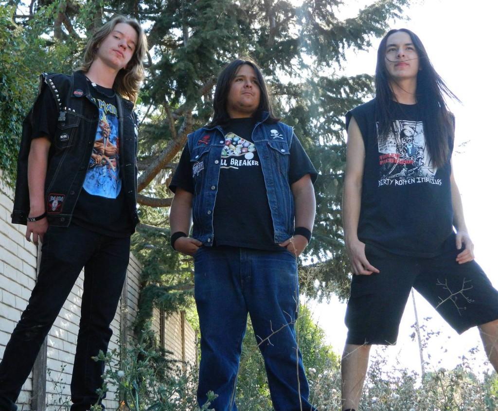 Crimson. New local metal band.