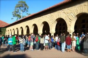 "Take a Splash into Learning at Stanford ""SPLASH"""