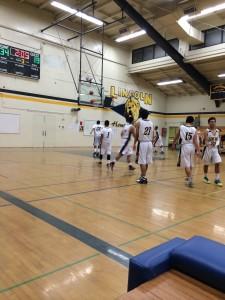 Lincoln Boys' Basketball Game vs. San Jose High Bulldogs