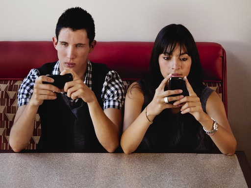 Studies Show You Aren't Being Antisocial Enough