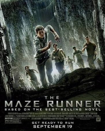 Movie Review: Maze Runner