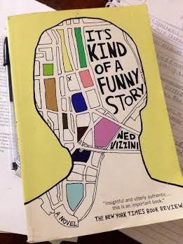 "Book Review : ""It's Kind of a Funny Story"""