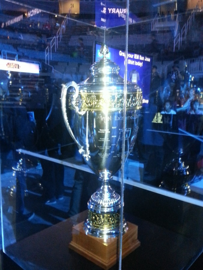 Intel Extreme Masters Trophy