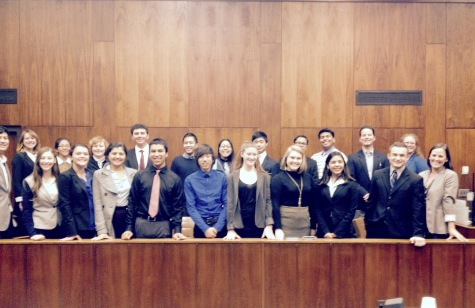Mock Trial: Future Attorneys on the Case