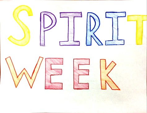 In true student enthusiasm, we found a truly unspirited spirit week poster to kick off this list.