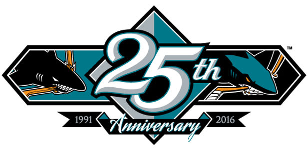 lion tales san jose sharks history timeline 25th Anniversary Logo Ideas 25th Anniversary Backgrounds