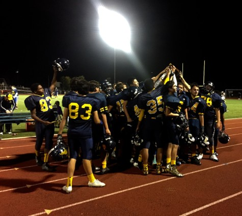 Biggest Night of the Year For JV Football: Little Bone