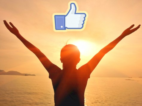 """Do our """"likes"""" define our self-worth?"""