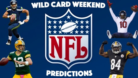 NFL Playoff Predictions: Wild Card Weekend