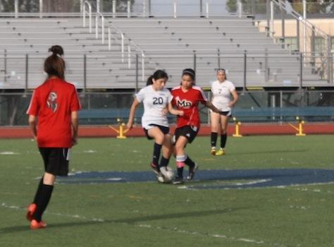 Girls JV Soccer Game Recap: Lincoln vs. Mt. Pleasant