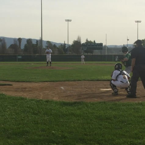 3/2 Varsity Baseball pre-season game vs St. Lawrence