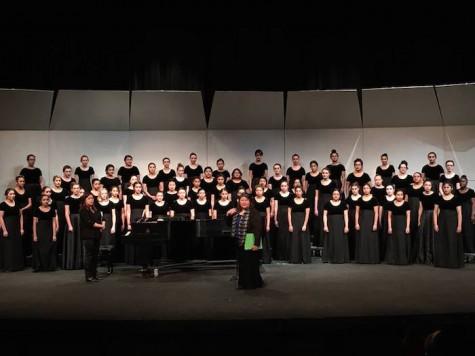 Lincoln Choir Team Earns Superior