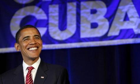 """Obama invoca un """"futuro de esperanzas"""" para cubanos"""