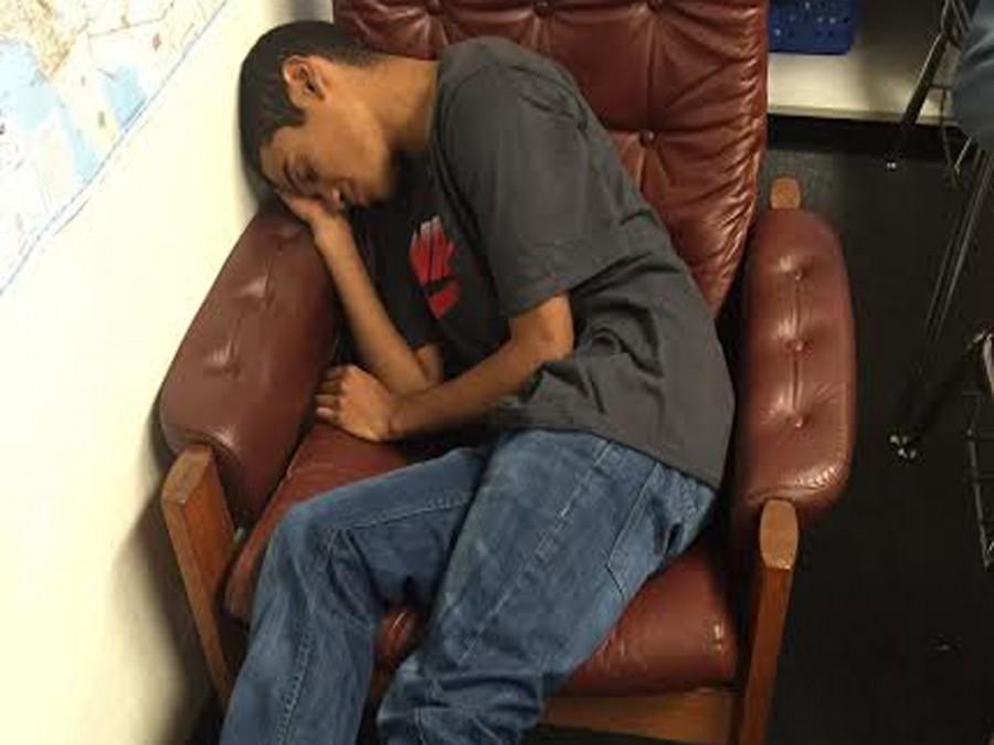 William+Quevedo+sleeps+through+class+%28Jordan+Summers%2FLion+Tales%29