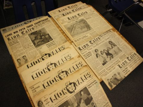 New Addition to Lincoln's Newspaper Archives