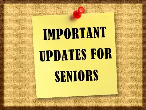 Resumen:  Días y fechas Importante para los estudiantes del último año