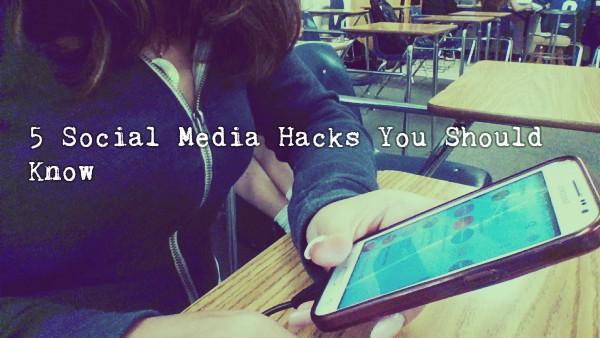 Social Media Hacks/Melissa Blasquez Befunky edit