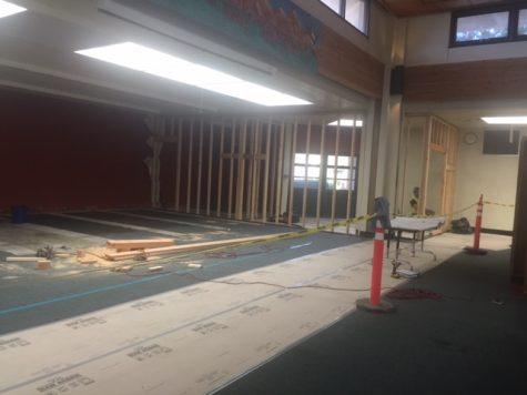 Biblioteca en construcción