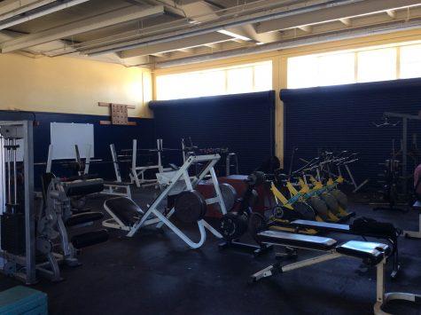 2016 Renovaciones para el salón de pesas