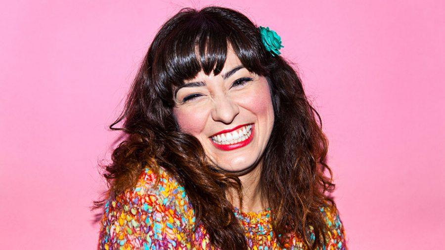 Vivo de Nueva York, la primera Latina en Saturday Night Live!