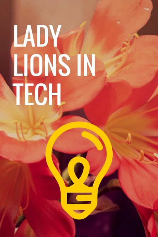 Ladies+in+Tech+%2F+LHS+Lion+Tales+Hazel+Stange