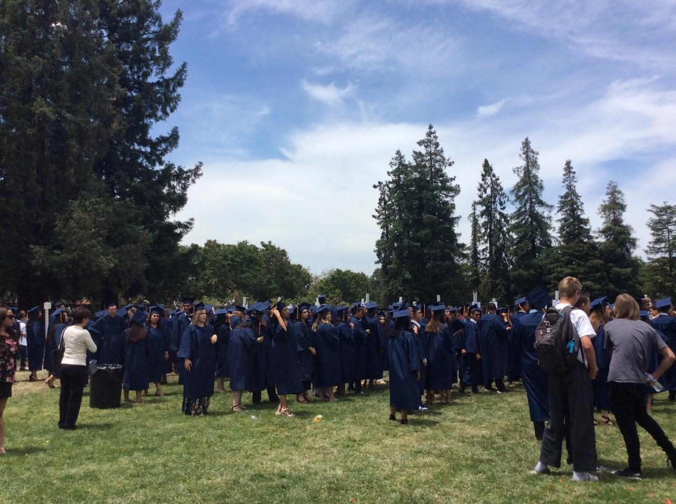 Lions Roar in Farewell to the Class of 2017