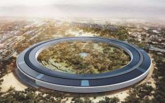 El nuevo campus de Apple