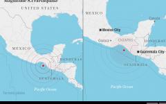 Terremoto de 8.2 en México