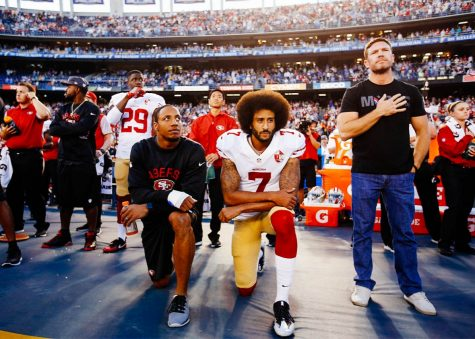 Presidente Trump amenaza la liga de fútbol americano