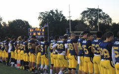 FOOTBALL: Lions Fall at Home to Warriors