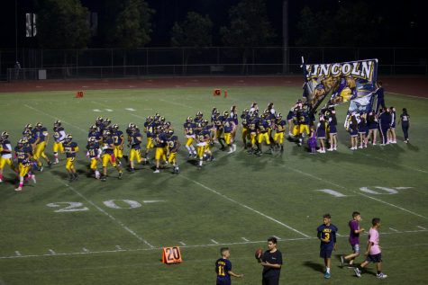 FOOTBALL: Lions Lose to Piedmont in Final Home Game/End of Schedule Released