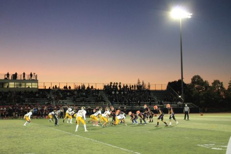 FOOTBALL: Lincoln wins Road Game Against Santa Teresa