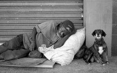 Gente sin hogar: temas y luchas diarias