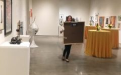Art Auction Inspires Lincoln Students