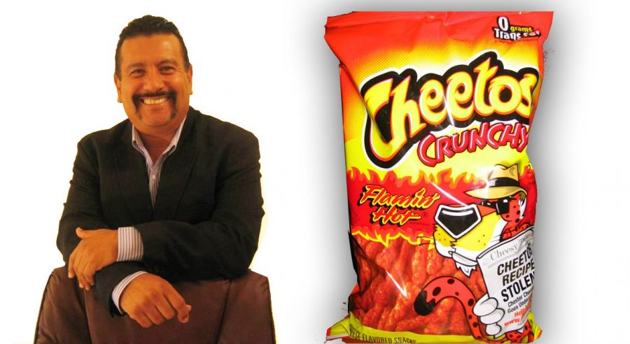Cómo un conserje inventó los Cheetos Picantes