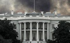 La nube negra de la Casa Blanca