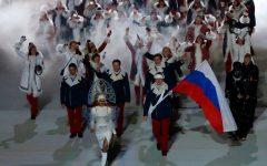 Rusia está embargada de las Olimpiadas de invierno