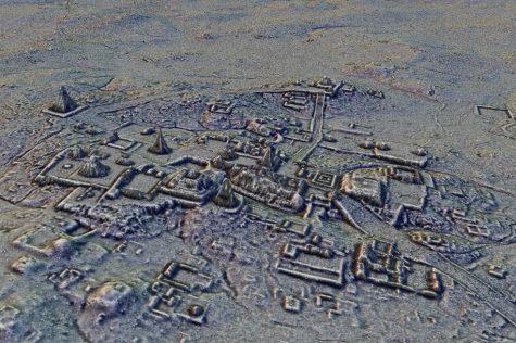 Descubren ruinas de ciudades mayas en la selva de Guatemala