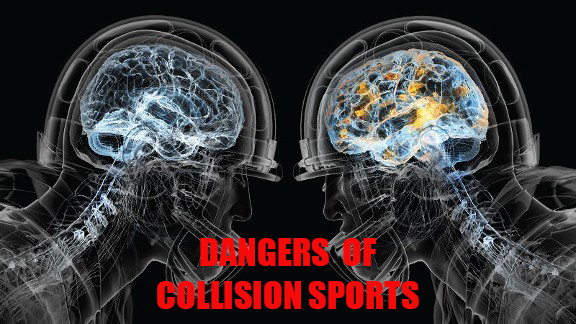 The Dangers of Collision Sports